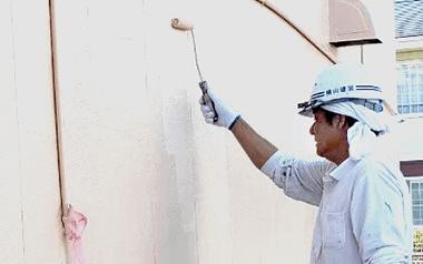 外壁塗装の塗り替え