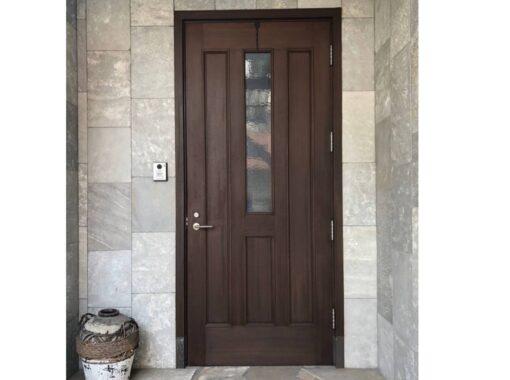 名古屋市中川区 S様邸『玄関扉塗装工事』