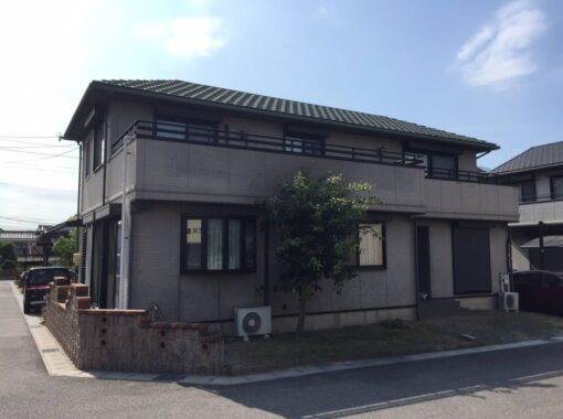 岡崎市 T様邸 『外壁塗装工事・シーリング工事・防水工事』
