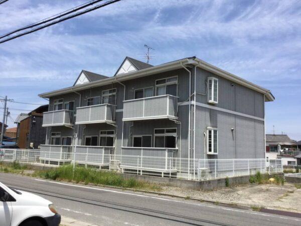 知多郡東浦町 M様所有アパート 『外壁塗装、屋根塗装、付帯部塗装、シーリング工事』